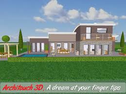 Free Floor Plan Apps Architouch 3d Design Home Plans Free Floor Plan Architecture