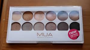 makeup schools near me review mua me palette
