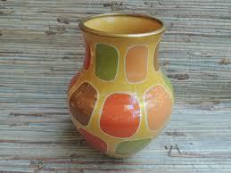 Toyo Vase Orange U0026 Yellow Toyo Next Vase Designed By Jill Rosenwald