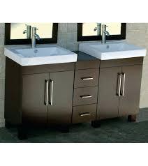 Bathroom Sink Plumbing Diagram Vanities No Room For A Double Sink Vanity Try A Trough Style