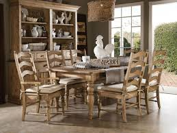 Farm Dining Room Tables Best Farmhouse Dining Room Sets Gallery Home Design Ideas