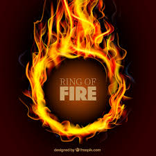 rings with fire images Ring on fire vector free download jpg