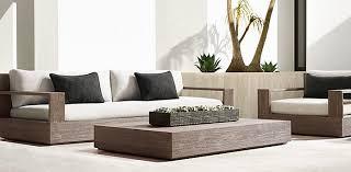 Teak Furniture Patio Gorgeous Teak Sectional Outdoor Furniture Patio Seating Marbella