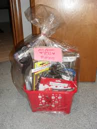 cing gift basket all about you basket space