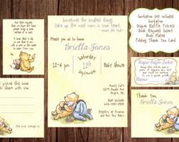 printable winnie pooh baby shower game package classic