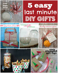 last minute gifts for 5 easy last minute gifts to diy