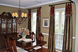 alluring formal living room window treatments 20 dining room