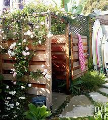 Backyard Shower Ideas 12 Outdoor Shower Ideas To Steal For Your Yard