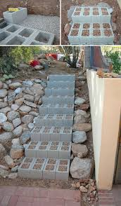 5 ways to use cinder blocks in the garden creative project ideas