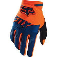 Fox Racing 2016 Dirtpaw Race Gloves Orange Blue Available At