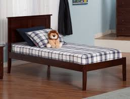 harriet bee alanna extra long twin platform bed with open foot
