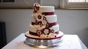 stunning wedding cakes 3 tier on wedding cakes with 1000 ideas