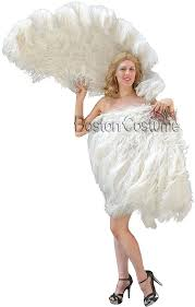 feather fans burlesque feather fan rental at boston costume