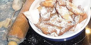 levure cuisine beignets de carnaval sans levure et au mascarpone facile et pas