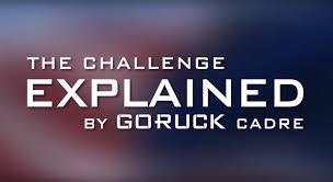 Challenge Explained The Challenge Explained The Log Goruck News