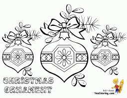 coloring pages free ornaments coloring pages