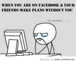 Funny Memes On Facebook - when you are on facebook