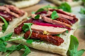 canard cuisine bruschetta foie gras magret de canard tomates séchées idéale en