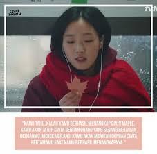 film drama korea yang bikin sedih 7 quotes ji eun tak dari drama korea goblin yang dijamin bikin kita