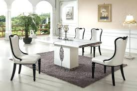 8 chair dining table modern marble dining table marble dining table