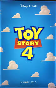 the new toy story 4 poster coming out in the summer of 2017