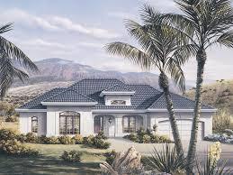 La Valencia Florida Style Home Plan 007d 0046 House Plans And More Florida Style House Plans