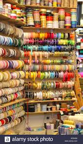 ribbon shop supply store stock photos supply store stock images alamy