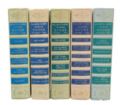 1963 Home Decor 5 Vintage 1950 U0027s 1960 U0027s Creme Blue Green Reader U0027s Digest Condensed