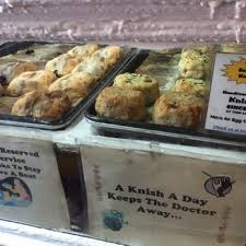 where to buy knishes yonah schimmel s knish bakery order food online 450 photos 524