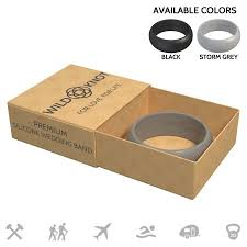 rubber wedding band silicone wedding rings for men high performance rubber wedding