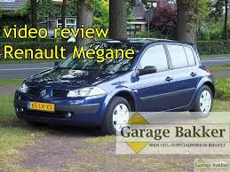renault megane 2004 blue video review renault mégane 1 6 16v authentique comfort 2003 65