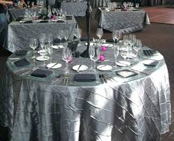 tablecloth rental silver sparkle tablecloth littlelakebaseball