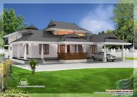 kerala single floor house plans single storey house plans kerala style escortsea