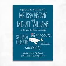 Funny Wedding Programs 10 Nautical Wedding Invitations Mywedding