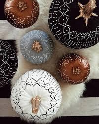 Mackenzie Childs Pumpkins Diy by Mudcloth Tribal Halloween Pumpkins Haunted House Diy Ideas