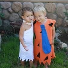 Pebbles Halloween Costume Toddler Flintstones Family Costume Pebbles Flintstone Baby Costumes