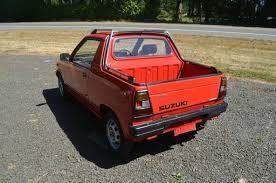 suzuki mini truck rare rides tiny suzuki truck from 1987 can make you a mighty boy