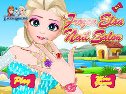 download games barbie spa salon fashion nail salon android apps