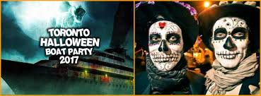 toronto halloween boat party 2017 friday october 27th official