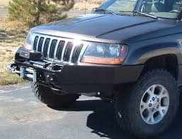 2000 jeep bumpers front winch bumper jeep grand wj 99 04 offroad