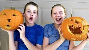 martini pumpkin carving kids make pumpkins throw up halloween science experiment day