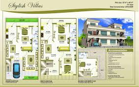 House Plans By Lot Size House Plan For 25 Feet By 53 Plot Size 147 Square Yards 320201250