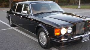 limousine bentley sold 1994 bentley silver spur iii touring limousine for sale