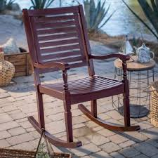 wooden outdoor rocking chairs hayneedle