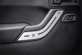jeep liberty 2018 interior ami billet interior door trim inserts for 07 17 jeep wrangler jk