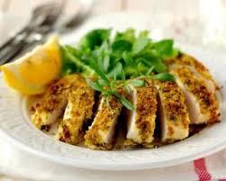 cuisiner blancs de poulet recette de blancs de poulet en croûte d herbes citronnée croq kilos