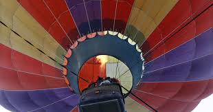 air balloon crashes moments after proposal in canada