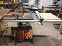 aftermarket table saw fence systems old craftsman flex drive model no 113 241680 upgrade to delta t2