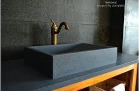 Bathroom Sink Stone 24