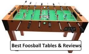 best foosball table brand best foosball tables reviews 2018 complete guide